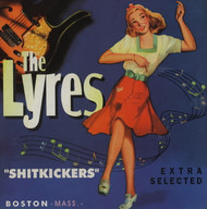 LYRES - SHITKICKERS