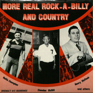 MORE REAL ROCKABILLY AND COUNTRY ROCK