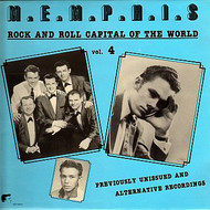 MEMPHIS: ROCK AND ROLL CAPITOL VOL. 4
