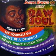 JAMES BROWN - RAW SOUL