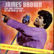 JAMES BROWN - LIVE AND LOWDOWN AT THE APOLLO VOL. 1