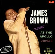 JAMES BROWN - LIVE AT THE APOLLO VOL. 2