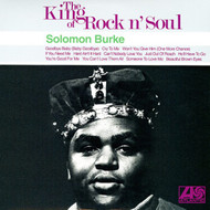 SOLOMON BURKE - THE KING OF ROCK N' SOUL