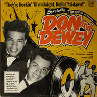 DON AND DEWEY - ROCKIN' TILL MIDNIGHT, ROLLIN' TIL DAWN