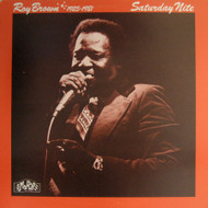 ROY BROWN - SATURDAY NIGHT