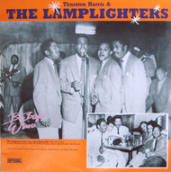 THURSTEN HARRIS AND THE LAMPLIGHTERS - BE BOP WINO