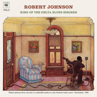 ROBERT JOHNSON - KING OF THE DELTA BLUES SINGERS VOL. 2