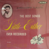 LITTLE ESTHER - MEMORY LANE