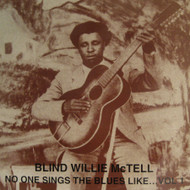 BLIND WILLIE McTELL VOL. 1