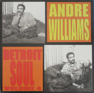 ANDRE WILLIAMS - VOL. 4: DETROIT SOUL (LP)