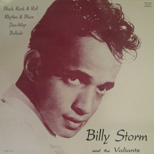 Billy Storm And The Valiants Norton Records
