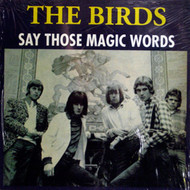 BIRDS - SAY THOSE MAGIC WORDS