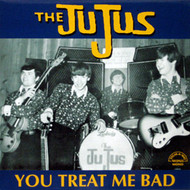 JUJUS - YOU TREAT ME BAD