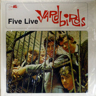 YARDBIRDS - FIVE LIVE