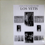 LOS YETIS - COLUMBIAS #1 BEAT BAND OF THE SIXTIES