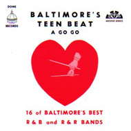 BALTIMORE TEEN BEAT (CD)