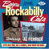 BAYOU ROCKABILLY CATS (CD)