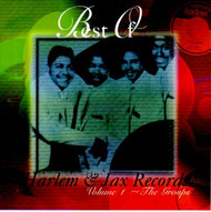 BEST OF HARLEM & JAX RECORDS VOL. 1 (CD)