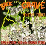 BACK FROM THE GRAVE PT. 3 (CD)