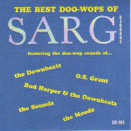 BEST DOO-WOPS OF SARG RECORDS (CD)