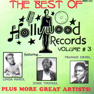 BEST OF HOLLYWOOD RECORDS VOL. 3 (CD)