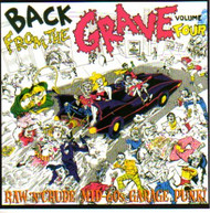 BACK FROM THE GRAVE PT. 4 (CD)