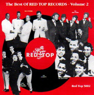 BEST OF RED TOP RECORDS VOL. 2 (CD)