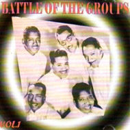 BATTLE OF THE GROUPS (CD)