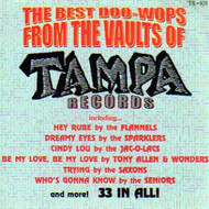 BEST DOO-WOPS FROM THE VAULTS OF TAMPA RECORDS (CD)