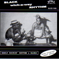 BLACK WHICH-A-WAY RHYTHM  (CD)