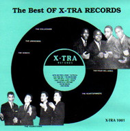 BEST OF X-TRA RECORDS (CD)