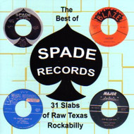 BEST OF SPADE RECORDS (CD)