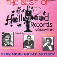 BEST OF HOLLYWOOD RECORDS VOL. 1 (CD)