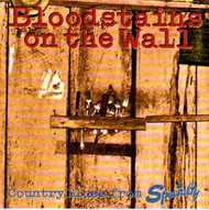 BLOODSTAINS ON THE WALL  (CD)