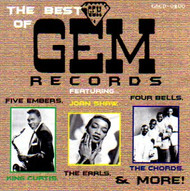 BEST OF GEM RECORDS (CD)