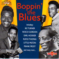 BOPPIN' THE BLUES (CD)