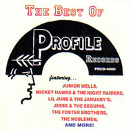 BEST OF PROFILE RECORDS (CD)