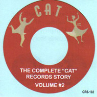 "COMPLETE ""CAT"" RECORDS STORY VOL. 2 (CD)"