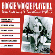 BOOGIE WOOGIE PLAYGIRL  (CD)
