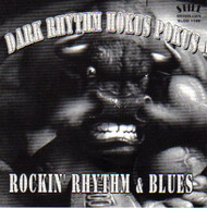 DARK RHYTHM HOCUS POCUS (CD)