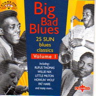 BIG BAD BLUES (CD)