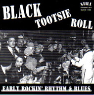 BLACK TOOTSIE ROLL  (CD)