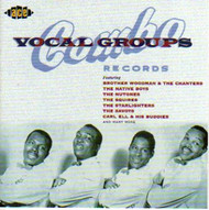 COMBO VOCAL GROUPS VOL. 1  (CD)