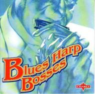 BLUES HARP BOSSES  (CD)