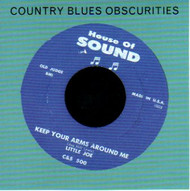 COUNTRY BLUES OBSCURITIES (CD)