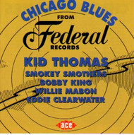 CHICAGO BLUES FROM FEDERAL RECORDS (CD)