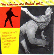 CHICKEN ARE ROCKIN' VOL. 2 (CD)