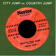 CITY JUMP vs. COUNTRY JUMP  (CD)