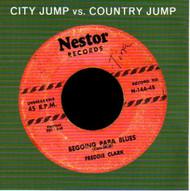 CITY JUMP vs. COUNTRY JUMP  (CD)
