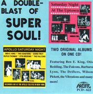 DOUBLE BLAST OF SUPER SOUL (CD)